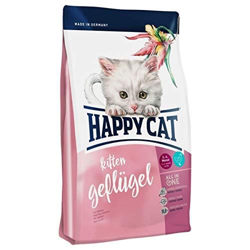 Happy Cat Supreme Kitten Geflügel, 4 kg