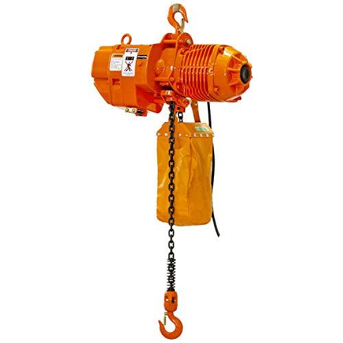 1000 lb hoist - 9