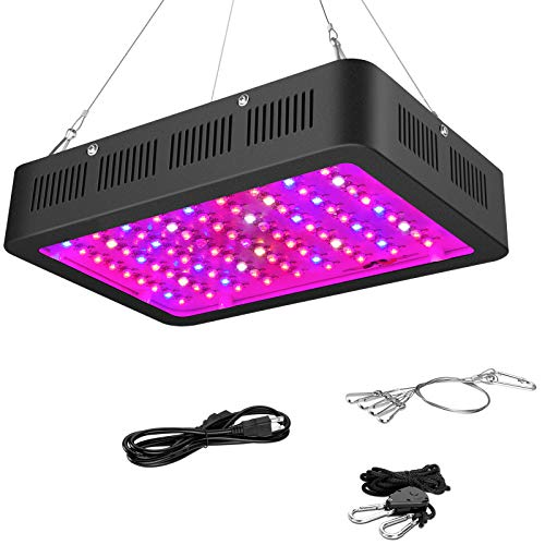 1000w LED Grow Light with Bloom and Veg Switch,Yehsence Daisy Chained LED Plant Growing Lamp Full...