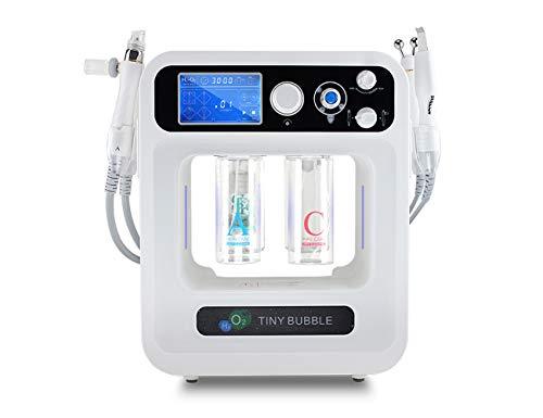 Soins du visage beauté de la peau 4 En 1 Aqua Water Peeling Hydro Dermabrasion RF Scrubber Hydrafacial Machine Elitzia ET89