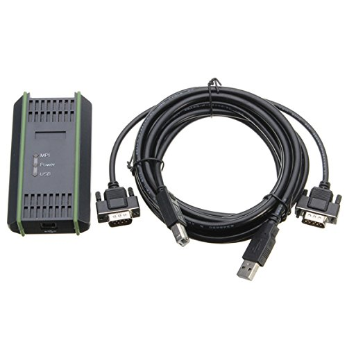 HELEISH 6ES7972-0CB20-0XA0 Kabel for S7-200/300/400 Adapter RS485 PROFIBUS/MPI/PPI 64Bit Zubehörwerkzeug