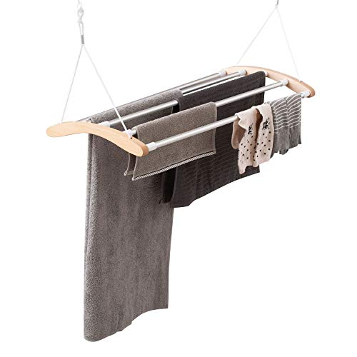 Product Image of the INNOKA Ceiling Mounted Drying Rack