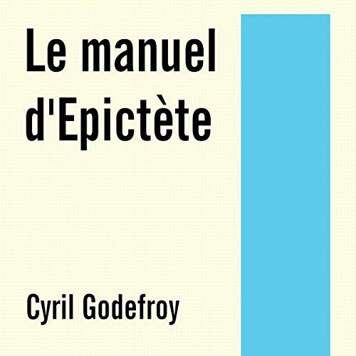 Le manuel d'Epictète audiobook cover art