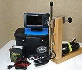 Lowrance ロランス 日本語版 GPS魚探 Hook Reveal-5 4周波HDI振動子 レンタルボートパーフェクトセット