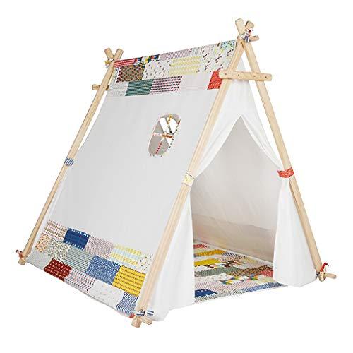 Kinderzelt Spielzelt Jungen Und Mädchen Schloss Home Kinder Pop-up Zelt Spielhaus Indoor Kinder Spielhaus Spielzelt Senden Ammer Geburtstagsgeschenk Für Kinder Spielzelte