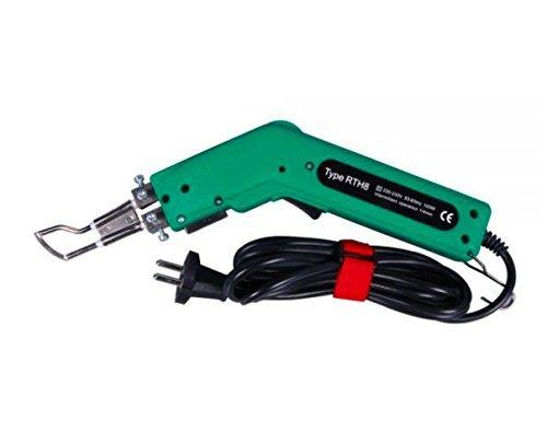 Cuchillo térmico manual de 100 W; herramienta ideal para cortar cuerdas y...