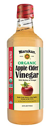 Marukan Organic Apple Cider Vinegar, 24 Ounce