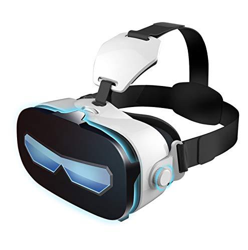 VR Headset 4D 110 ° FOV los Ojos Gafas de Realidad Virtual Pantalla del Ordenador PC 4k Equipos máquina de Juegos Ver la conversión 360 para Juegos, películas