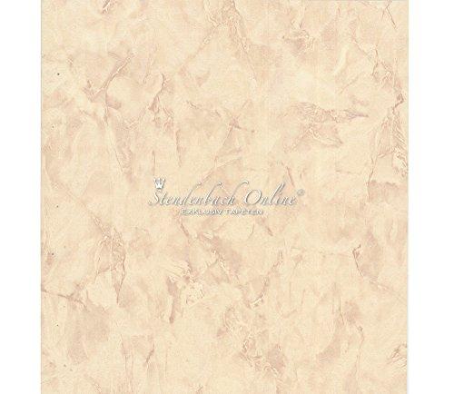 Sirpi Peach Satin Tapeten Italian Style Marmor