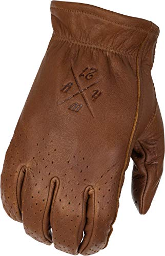 HIGHWAY 21 Louie Gloves, Protective Motorcycle Gloves for Men and Women