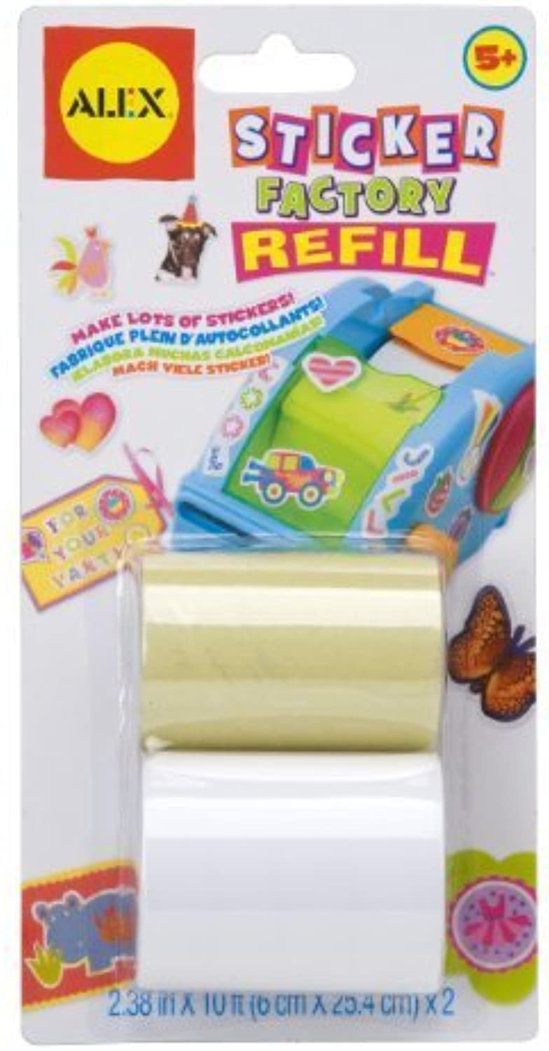 ALEX Toys Craft Sticker Factory Refill by ALEX Toys