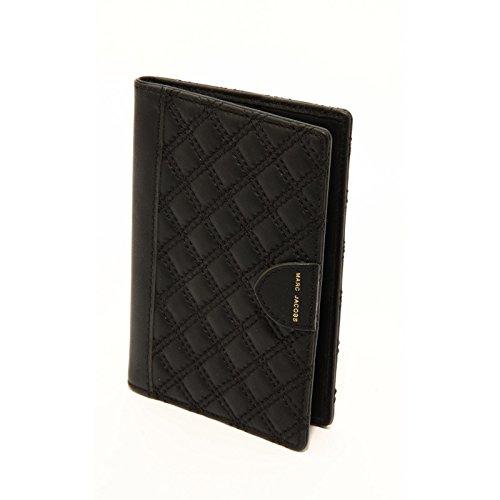 Marc Jacobs 93373 porta passaporto PELLE accessori uomo passport holder unisex [UNICA]