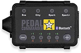 Pedal Commander Throttle Response Controller PC65 Bluetooth for GMC Sierra 2007-2018 (Fits All Trim Levels; 1500, 2500HD, 3500HD, Base, SLE, SLT, Denali)