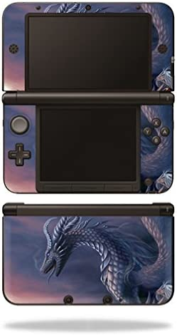 MightySkins Skin Compatible with Albuquerque Mall Nintendo Genuine Free Shipping Dragon XL Fantas - 3DS