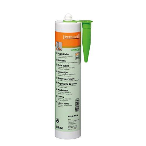 Fermacell 79224Teig 310ml Kleber und Kleber–selbstklebend und Klebstoffen (grün, 310ml)