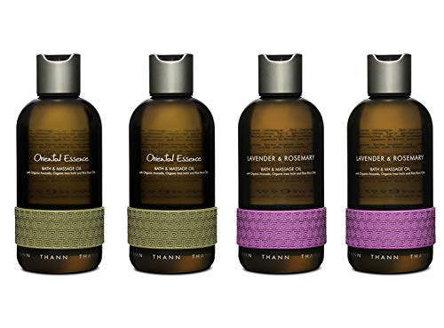 Best Price THANN Massage Oil Set 24.