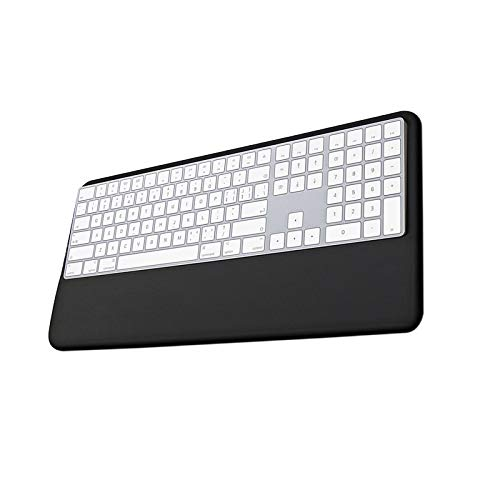 Wrist Rest for Magic Keyboard 2 with Numeric Keypad(MQ052LL/A, A1843), Wrist Rest Relieve Pain & Fatigue