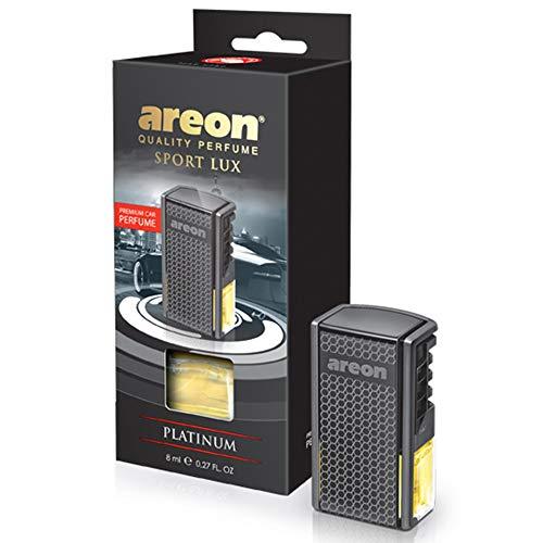 Ambientador coche difusor Areon Platinum.-