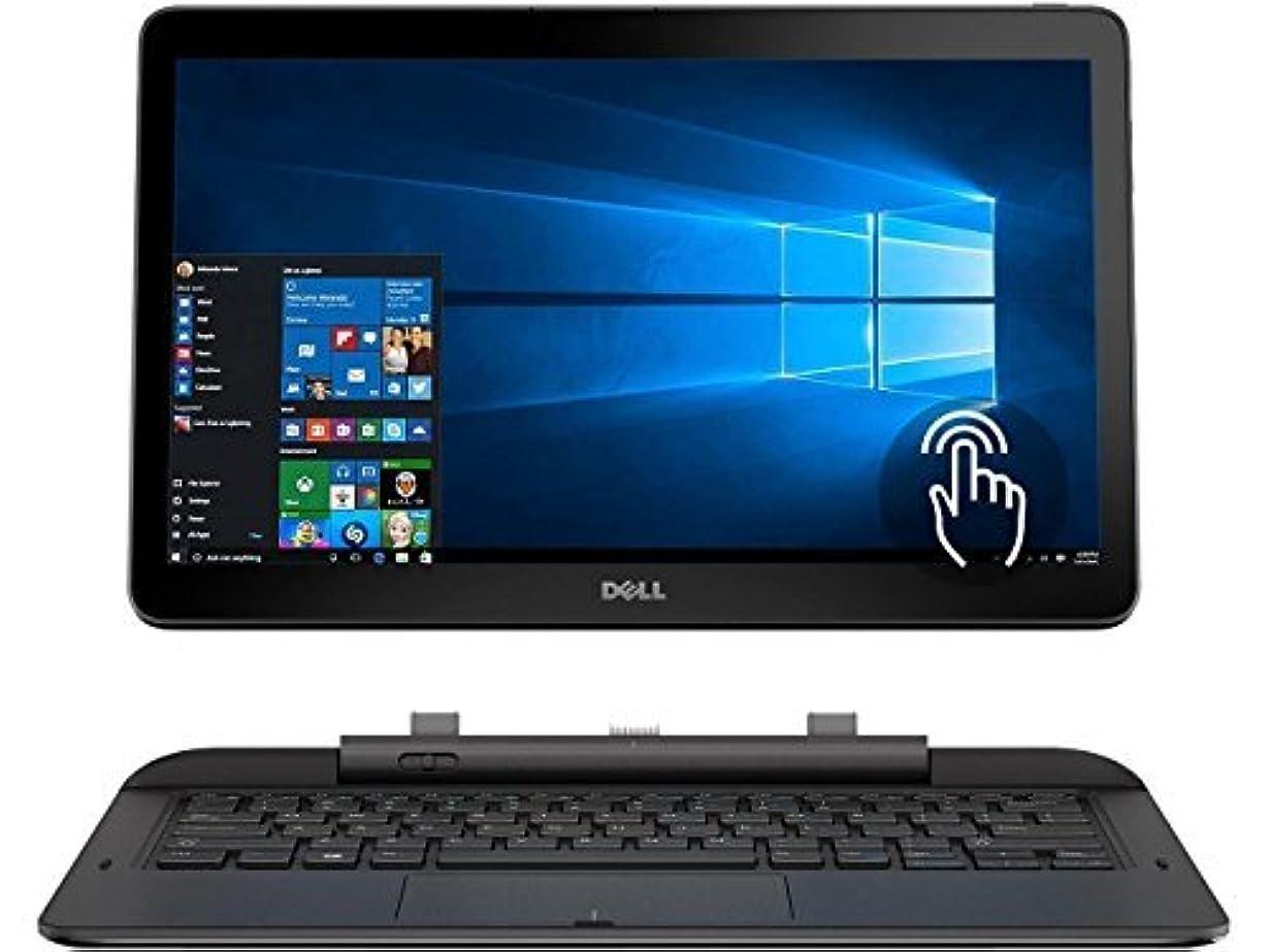 サイズ氏ダーツDell Latitude 13 7000 2 in 1 13.3 FHD Touchscreen Flagship Backlit Keyboard Business Laptop | Intel core M | 4GB RAM | 128GB SSD | Windows 10 Pro (Certified Refurbished) [並行輸入品]