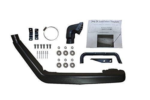 GOWE Kit de admisión de aire de snorkel para Jeep JK Wrangler EGHV6 3.8L [QP953]