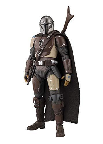 Bandai S.H. Figuarts Star Wars The Mandalorian 15cmm Action Figure Mando