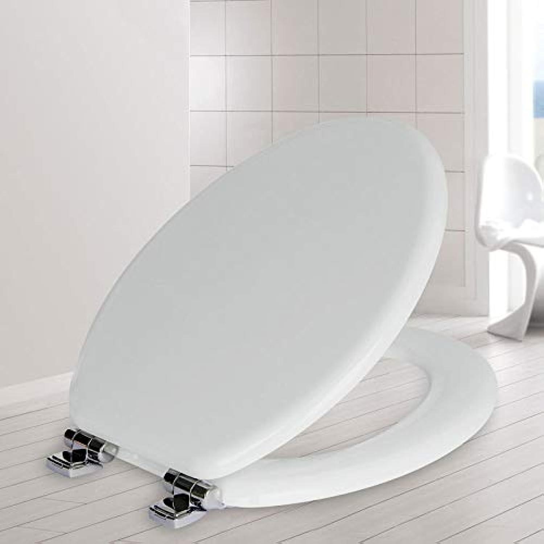 WC-Sitze V-Form-WC-Deckel Mit Festem, Ultra-Bestendigem Universal-WC-Deckel Zur Befestigung Von Blendenffnungen Lnge  13,5-14,5 Cm