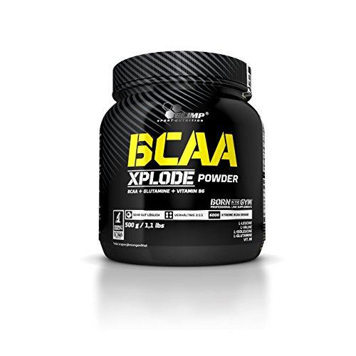 Olimp BCAA XPLODE - Antikatabol, Geschmack Coca cola, 1er Pack (1 x 500 g)