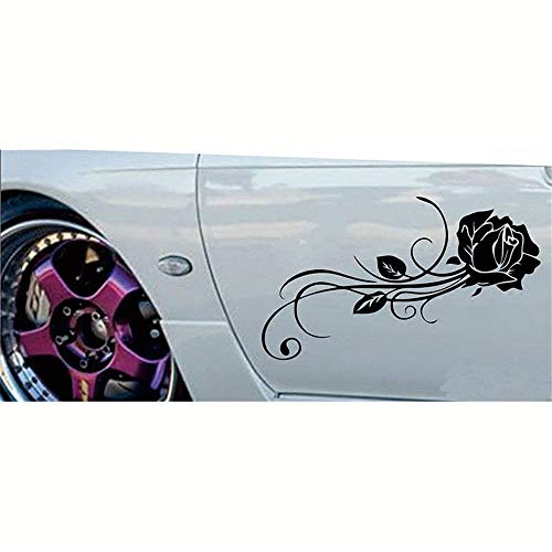 Autosticker, autostickers, roze, bloempot, sticker, motorfiets, stickers, schoonheid, verzorging, lichaam, autosticker, stickers