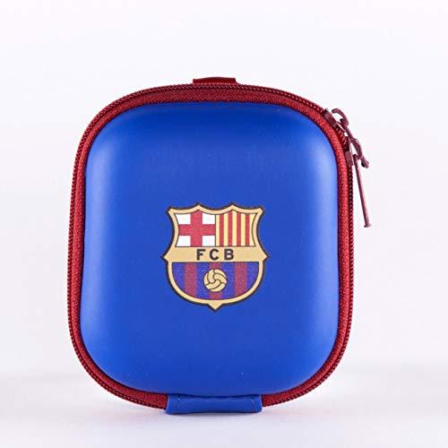 Funda Universal FC Barcelona para Airpods, Iwatch o smartbands, auriculares, cables, pendrives y mucho más.
