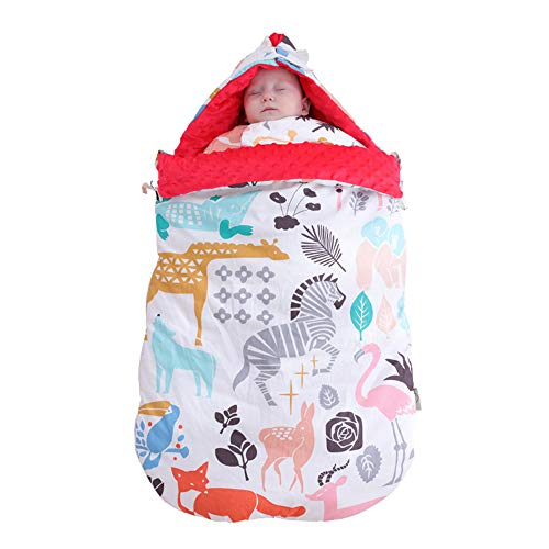 Bebé Saco de Dormir 2.5 Tog, 88 * 46cm...
