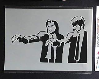 Amazon Fr Street Art Pochoir