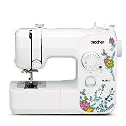 Brother Mechanical Sewing Machine: JX2417