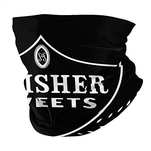 Écharpe tête de variété unisexe Swisher Sweets Polaire élastique Face Bandana Cover pour Snowboard Sports d'hiver Noir