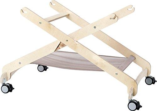LooL staande rolwagen voor babywieg LooL 0-6 maanden tot 15 kg