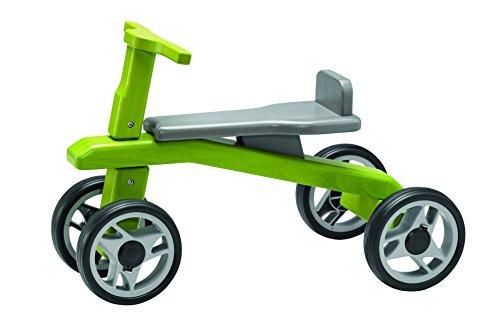 Geuther - Naro Laufrad 2963, Sitzhöhe 24 cm, grau/grün
