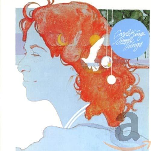 King,Carole: Simple Things (Audio CD)