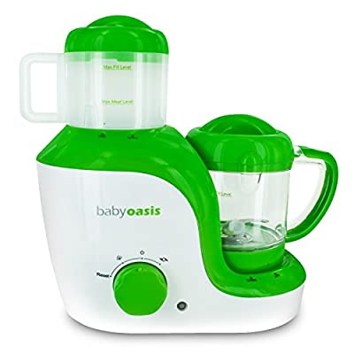 Smart Planet BFM-1 Baby Oasis Baby Food Maker