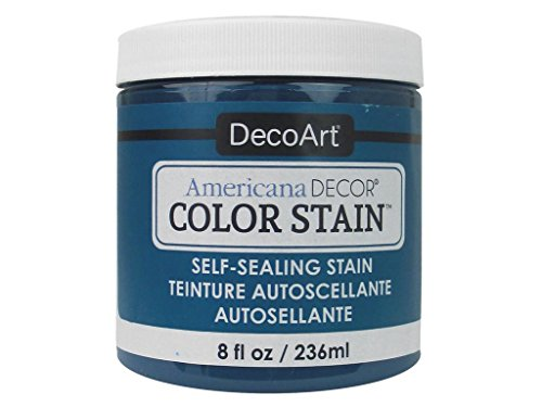 Deco Art Americana Decor Color Manchas 8oz-Turquoise, Otros, Multicolor