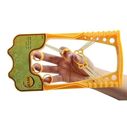 runnerequipment Handfingerverstärker Fingertrainer zum Spielen der Harfe Klettern Training Griffübungen Gitarre Klavierübungen