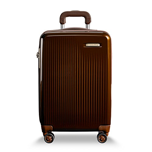 Briggs & Riley Sympatico-Hardside CX Expandable Carry-on Spinner Luggage, Bronze, 22-Inch