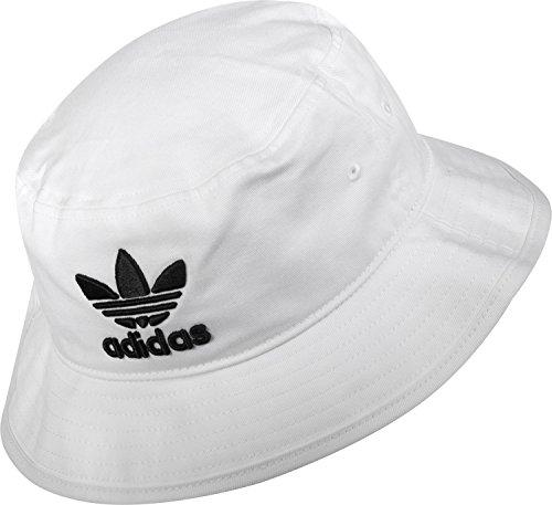 adidas Bucket AC Sombrero, Hombre, Blanco, OSFY