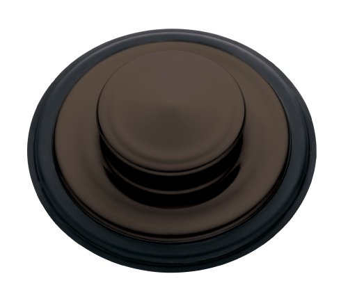 InSinkErator  STP-ORB Sink Stopper for Garbage Disposals, Oil-Rubbed Bronze