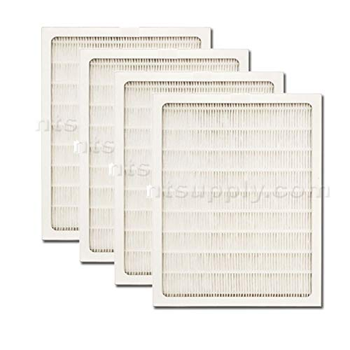 AIRx Filters Replacement Filter for Santa Fe Compact 2, Compact 70, Ultra Aire 70H Dehumidifier, 4-Pack