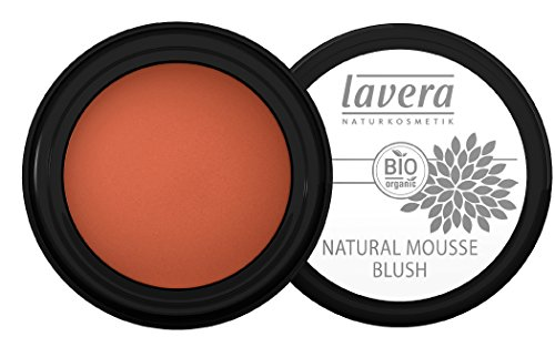 Lavera - Natural Mousse Blush Classic Nude 01