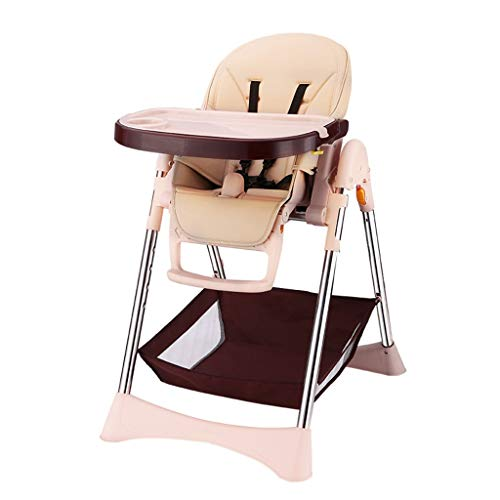 Fantastic Deal! New 4-in-1 Baby Highchairs Baby High Chair - Compact Baby Feeding Chair Foldable And...