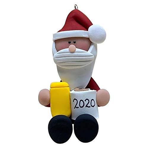 Ceally Decoraciones navideas, Colgantes para rboles de Navidad, Colgantes con Forma de mueca Bonitos