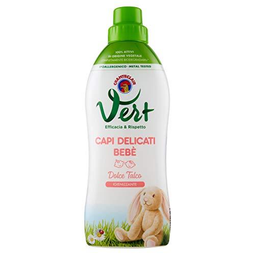 Chanteclair Capi Delicati Bebè Ecodetergente, 750 ml