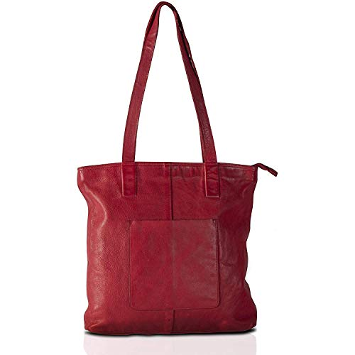 𝐓𝐎𝐏 𝐂𝐑𝐀𝐅𝐓𝐒𝐌𝐀𝐍 𝐒𝐇𝐈𝐏, 𝐅𝐔𝐋𝐋 𝐆𝐑𝐀𝐈𝐍 𝐋𝐄𝐀𝐓𝐇𝐄𝐑- Made from Full Grain leather, this women bag is handcrafted by artisans working with leather for decades. Our leather bag seamlessly combines durability, design, and utility 𝐌𝐔𝐋𝐓𝐈𝐔𝐓𝐈𝐋𝐈𝐓𝐘 𝐁𝐀𝐆- Great as a ladies'...