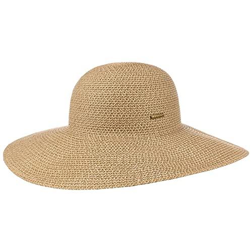 Stetson Fiorella zonnehoed dameshoed zomerhoed zonnehoed strandhoed dames - lente zomer