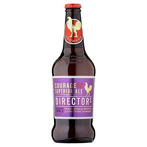 Courage Directors Superior Ale (12 x 500ml Bottles)